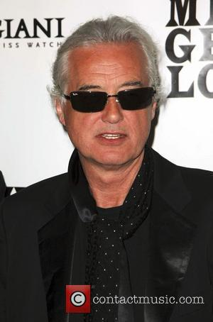 Jimmy Page It Might Get Loud LAFF premiere held at the Mann Village theater Los Angeles, California - 19.06.09