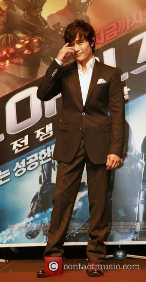 Lee Byung-Hun 'G.I. Joe: The Rise Of Cobra' Premiere held at the Shilla Hotel Seoul, South Korea - 29.07.09