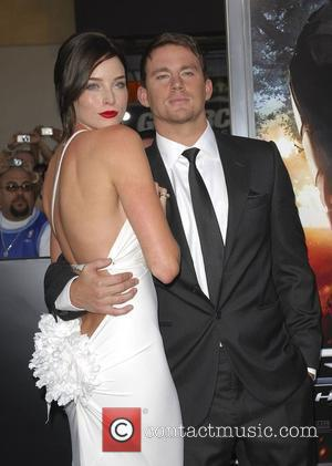 Rachel Nichols and Channing Tatum Los Angeles Screening of 'G.I.JOE:The Rise of Cobra' held at the Grauman's Chinese Theater Hollywood,...
