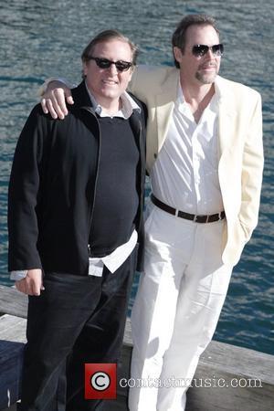 Lorenzo Di Bonaventura and Stephen Sommers