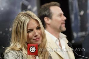 Sienna Miller and Stephen Sommers