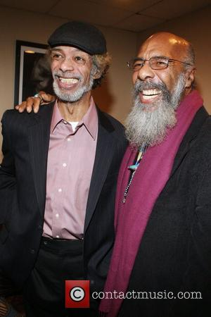 Gil Scott-heron and Richie Havens