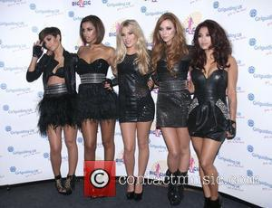 The Saturdays The Annual Girl Guiding UK Big Gig at Wembley Arena - Arrivals London, England - 17.10.09