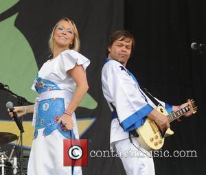 Bjorn Again and Glastonbury Festival