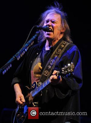 Neil Young, Glastonbury Festival