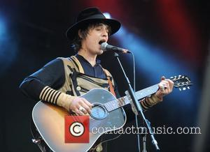 Pete Doherty  performing live at 2009 Glastonbury Festival - Day 2 Somerset, England - 27.06.09