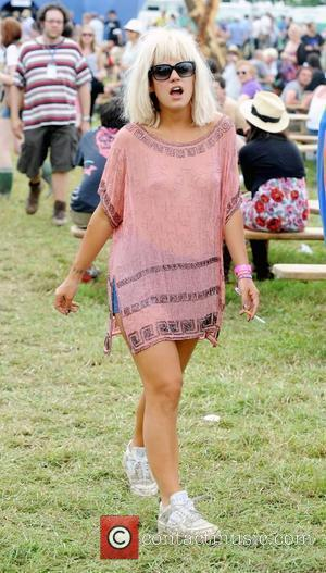 Lily Allen, Glastonbury Festival and Glastonbury