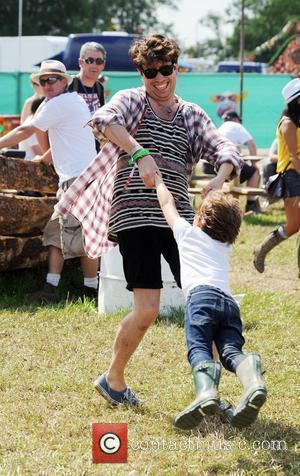 Nick Grimshaw, Glastonbury Festival and Pete Doherty