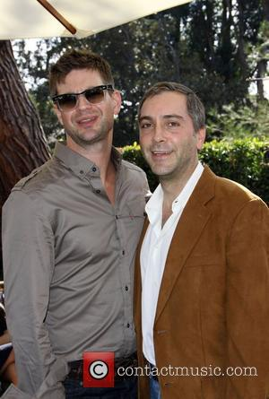 Gale Harold and Scott Lowell The 8th Annual GLEH Garden Party held at a private residence Los Angeles, California -...