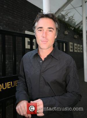 Greg Wise outside the 'GMTV' studios London, England - 25.09.09 Manadatory