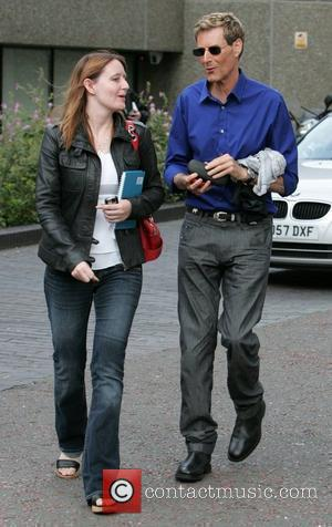 Uri Geller outside the GMTV studios London, England - 24.07.09