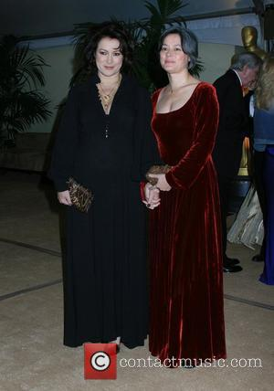 Jennifer Tilly and Meg Tilly