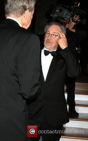 Steven Spielberg and Warren Beatty