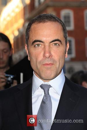 James Nesbitt GQ Men of the Year awards 2009 held at the Royal Opera House - outside arrivals London, England...