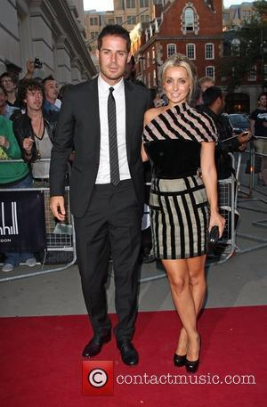Jamie Redknapp and Louise Redknapp GQ Men of the Year awards 2009 held at the Royal Opera House - outside...