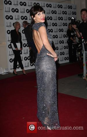 Natalie Imbruglia GQ Men of the Year awards 2009 held at the Royal Opera House - outside arrivals London, England...