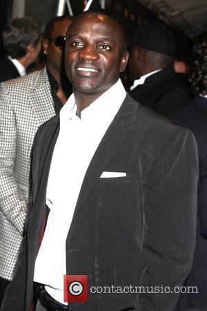 Akon at the GQ Gentleman's Ball 2009 New York, USA - 28.10.09