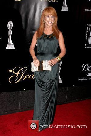 Kathy Griffin  34th Annual AWRT Gracie Awards Gala at The New York Marriott Marquis New York City, USA -...