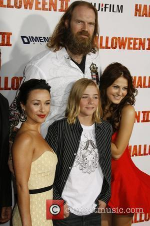 Danielle Harris, Tyler Mane and Scout Taylor-Compton  Los Angeles Premiere of 'Halloween II' held at the Grauman's Chinese Theatre...