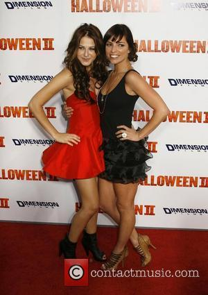 Scout Taylor-compton and Angela Trimbur