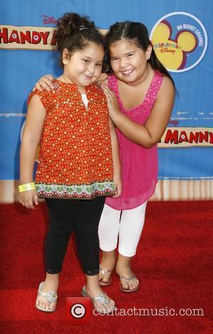 Madison De La Garza and Daniella Baltodano...