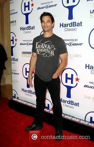 Jonathan Schaech,  HardBat Classic VIP After Party at The Palazzo Resort Hotel Casino Las Vegas, Nevada - 27.06.09