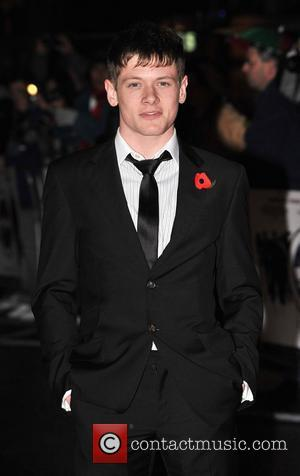 Jack O'Connell  The UK premiere of 'Harry Brown' held at the Odeon Leicester Square.  London, England - 10.11.09