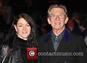 John Hurt  The UK premiere of 'Harry Brown' held at the Odeon Leicester Square.  London, England - 10.11.09