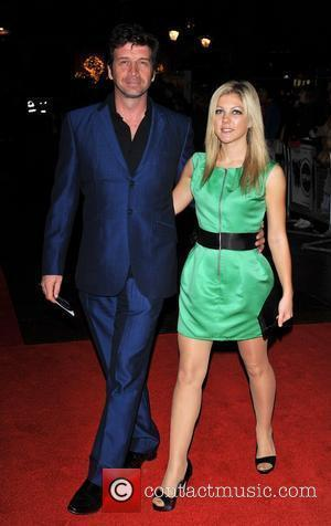 Nick Knowles and guest  The UK premiere of 'Harry Brown' held at the Odeon Leicester Square.  London, England...
