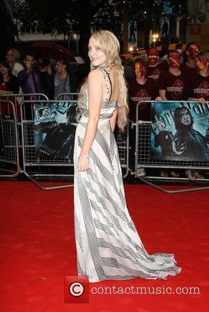 Evanna Lynch, Harry Potter and Empire Leicester Square