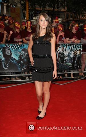 Faryl Smith, Harry Potter and Empire Leicester Square