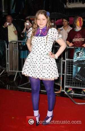 Jessie Cave World Premiere of Harry Potter And The Half Blood Prince at the Empire Leicester Square cinema - arrivals...