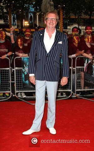 Mark Williams World Premiere of Harry Potter And The Half Blood Prince at the Empire Leicester Square cinema - arrivals...