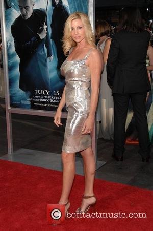 Camille Grammer New York Premiere of 'Harry Potter And The Half Blood Prince' at the Ziegfeld Theatre New York City,...