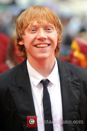 Rupert Grint, Harry Potter and Empire Leicester Square