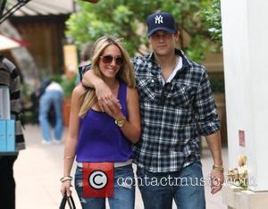 Haylie Duff and boyfriend Nick Zano shopping in Hollywood