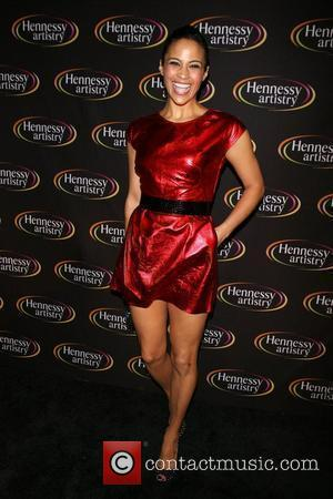 Paula Patton Hennessy Artistry 2009 'Halo' event at Terminal 5 New York City, USA - 07.10.09
