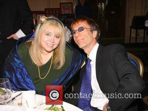 Robin Gibb and wife The Heritage Foundation Annual Awards and Summer Ball - Inside London, England - 20.06.09