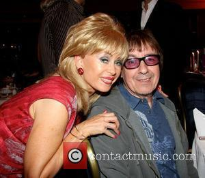 Sally Farmiloe and Bill Wyman