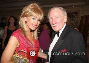 Sally Farmiloe and Leslie Phillips