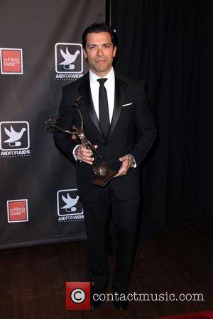 Mark Consuelos The AID FOR AIDS International 'My Hero Gala' 2009 held at The Puck Building New York City, USA...
