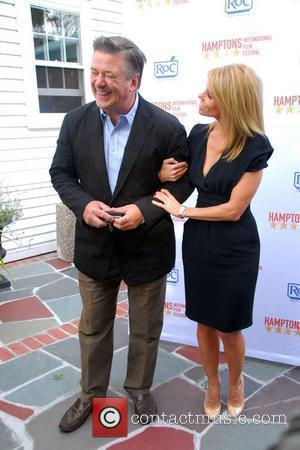 Alex Baldwin and Cheryl Hines  The 17th annual Hamptons International Film Festival premiere of 'Serious Moonlight' after party held...