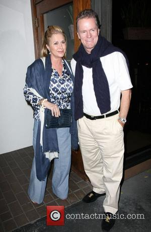 Rick Hilton and Kathy Hilton arriving at Madeo restaurant to have dinner their daughter Nicky Beverly Hills, California - 04.08.09