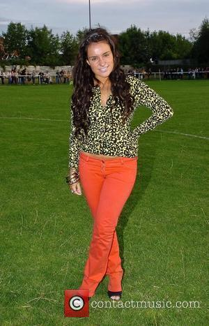 Laura White The cast of Hollyoaks take part in a charity football match in aid of the Muscular Dystrophy Campaign...