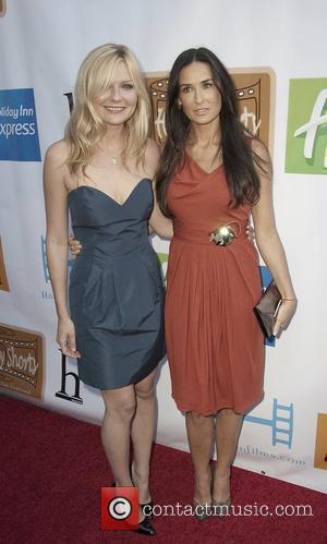 Kirsten Dunst and Demi Moore