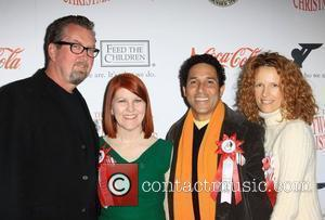 Chris Haston, Kate Flannery and Oscar Nunez