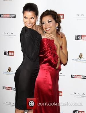Roselyn Sanchez and Eva Longoria
