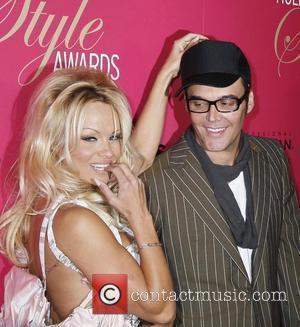 Pamela Anderson and David Lachapelle