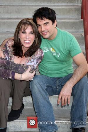 Kate Linder and Thom Bierdz