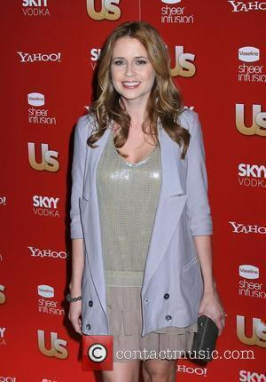 Jenna Fischer and Guest US Weekly's Hot Hollywood 2009 Party held at Voyeur West Hollywood, California - 18.11.09